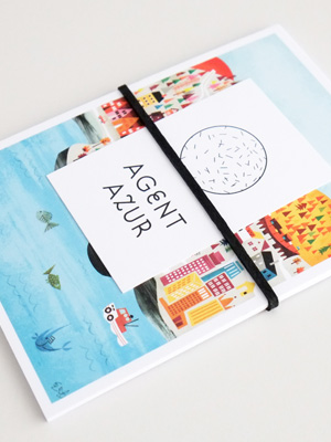 Agent Azur — Illustratorenagentur