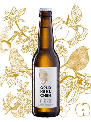 Goldkehlchen — Cider