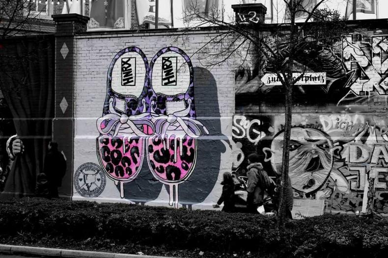 HNRX – Shoes