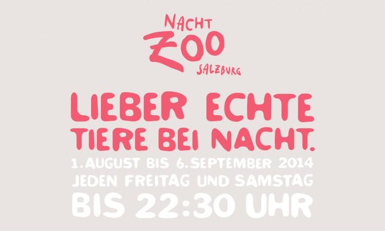 Nacht-Zoo Salzburg – Einleitung