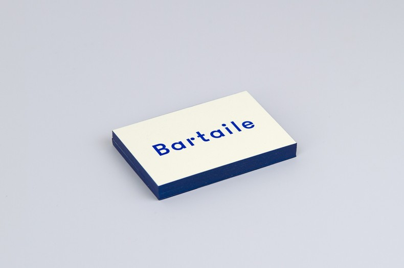 Bartaile – business card
