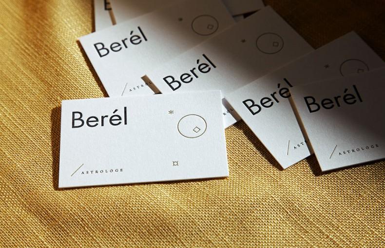 Berel Visitenkarten