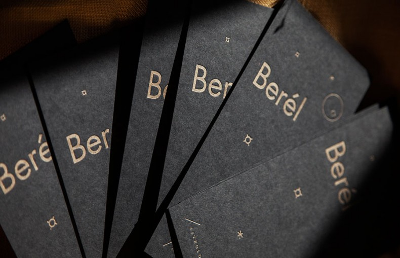 Berel Flyer Closeup