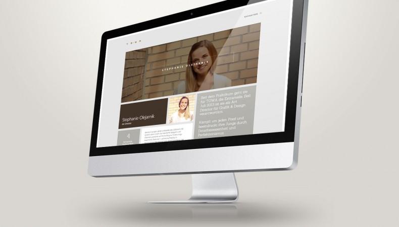 Towa Website