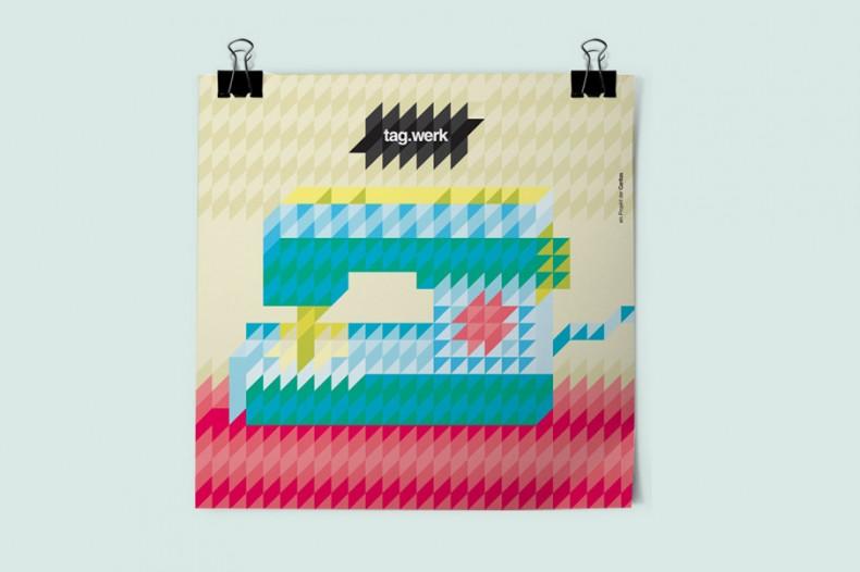 Tagwerk – Poster