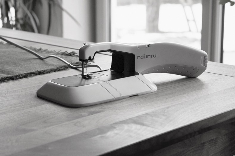 Nalintu – Handheld Sewing Machine – final Product