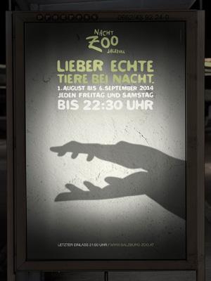 Nacht-Zoo Salzburg Cover