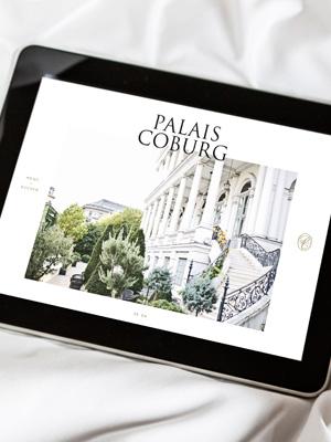 Palais Coburg Cover