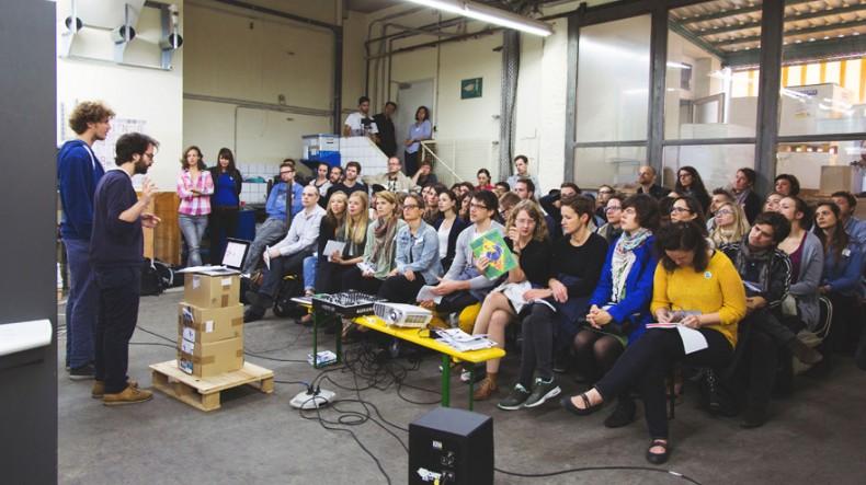 Creative Mornings Vienna – LWZ spricht zum Thema Colour