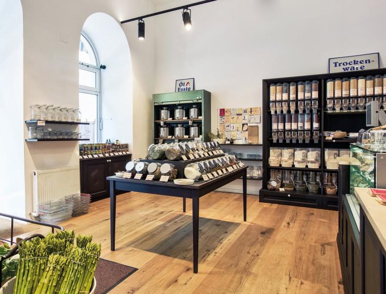 Lunzers Shop Innen