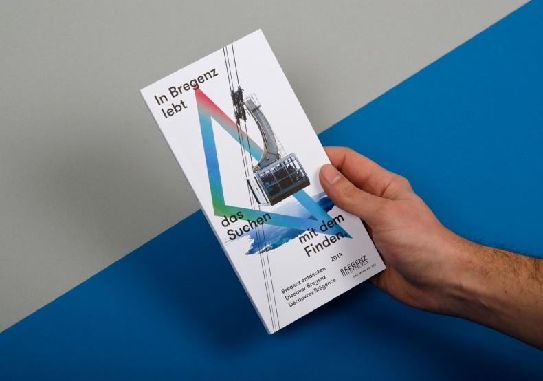 Bregenz Corporate Design – Entdeckerfolder