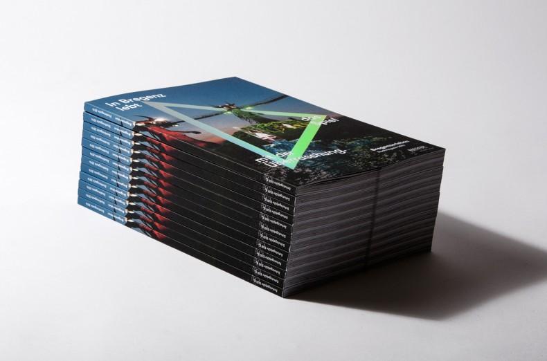 Bregenz Corporate Design – Magazin