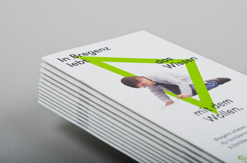 Bregenz Corporate Design – See-you-Folder