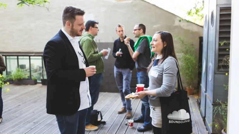 CreativeMornings Vienna – Networking