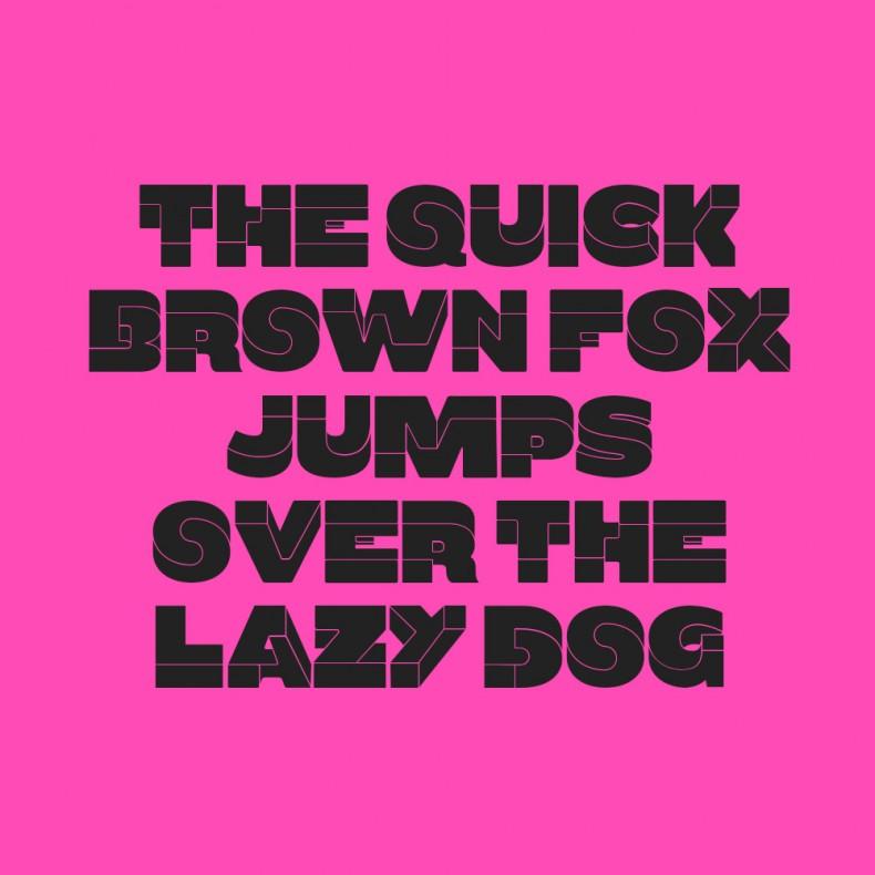Oxymora Typeface