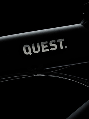QUEST – Cover