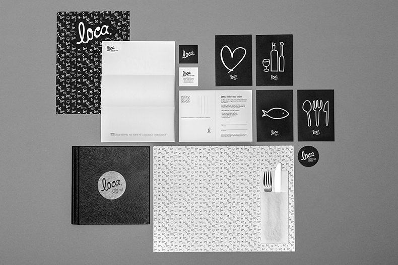 Loca. – Corporate Design