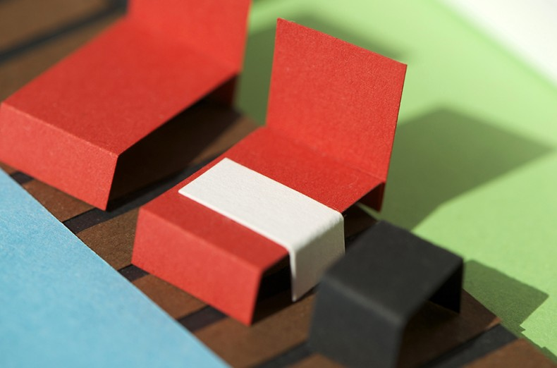 Paper Art – Architecture