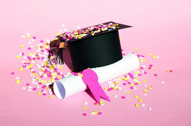Paper Art – Graduation
