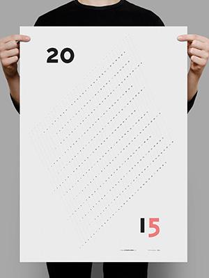 Cover – Kalender Poster 2015