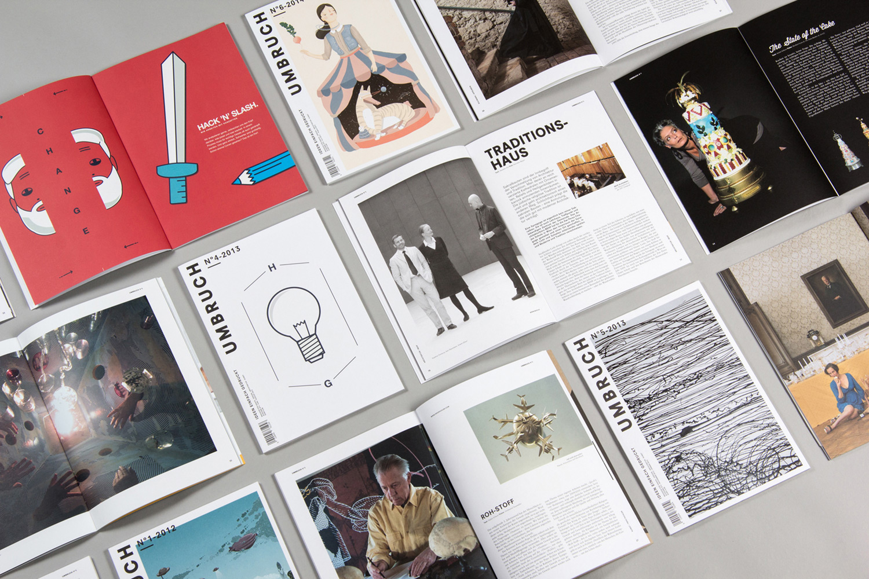 Umbruch Magazin | Design made in Austria
