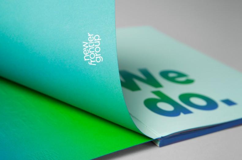 NFG Jahresbericht:  Morgen wird alles besser.