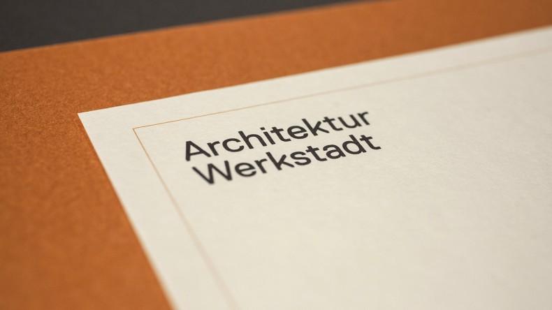 Architektur Werkstadt