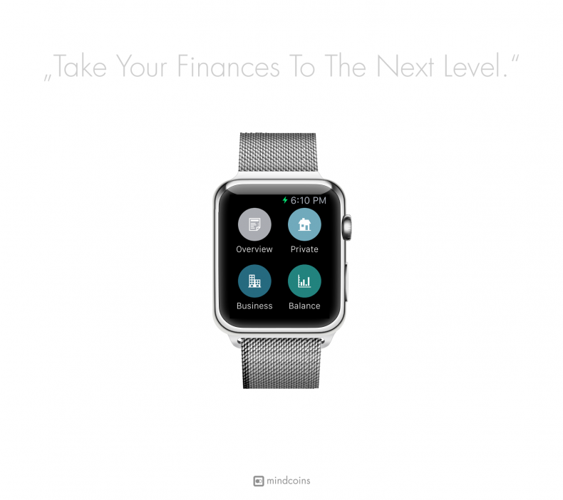Mindcoins – Apple Watch