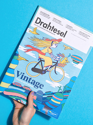 Cover – Drahtesel