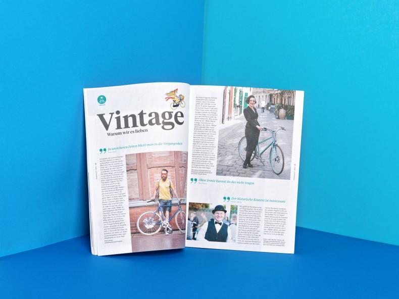 Drahtesel Magazin – Anna Hazod
