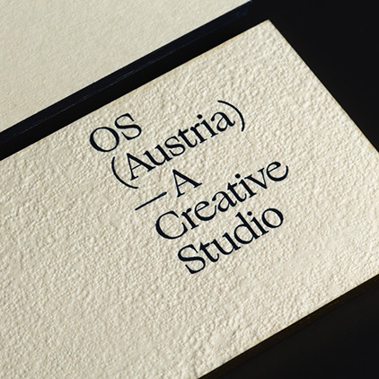 OrtnerSchinko — A Creative Studio