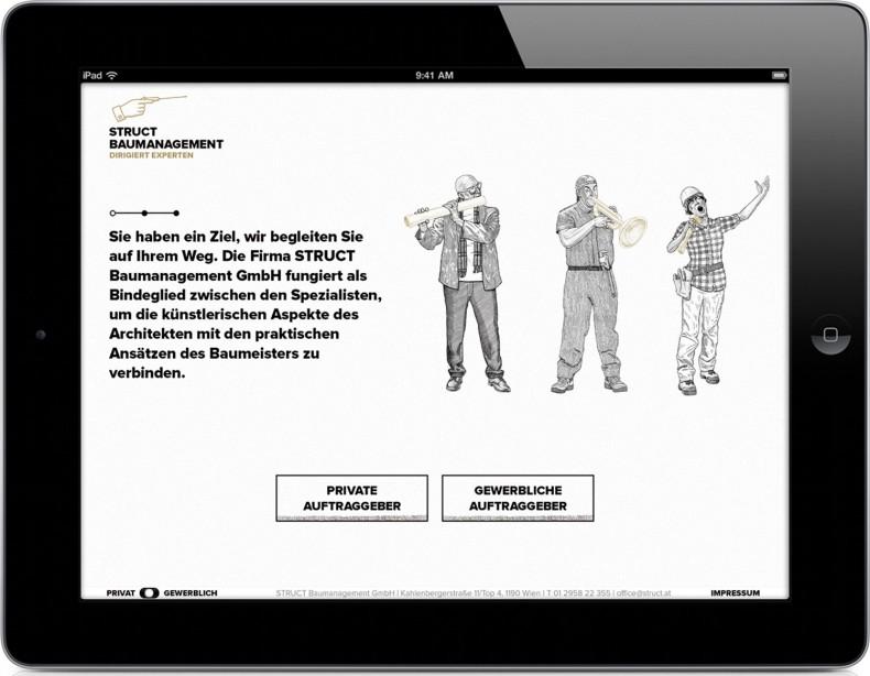 Struct – iPad