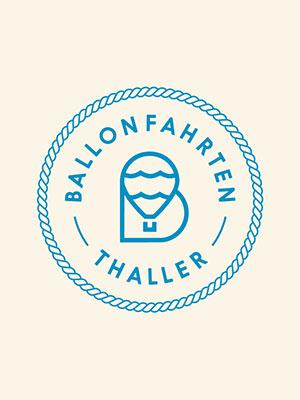 Cover – Ballonfahrten Thaller
