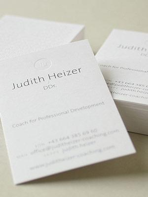 Cover – Judith Heizer