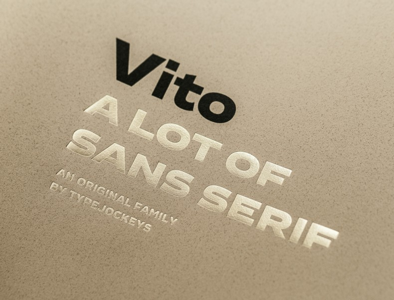 Font – Vito