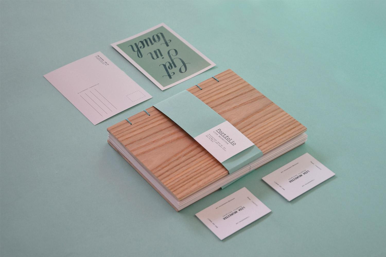 Print Portfolio / Personal Branding | Design Made In Austria