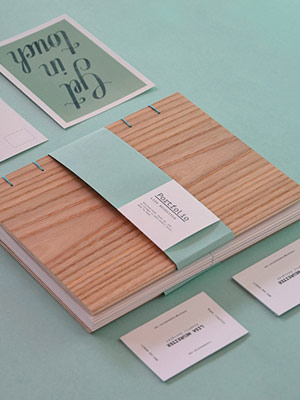 Print Port­fo­lio / Per­so­nal Branding