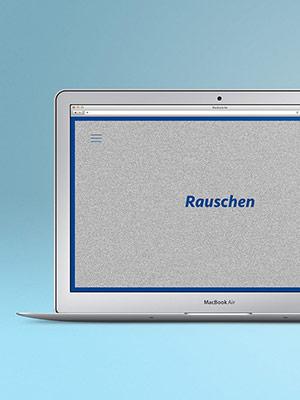 Cover – Rauschen