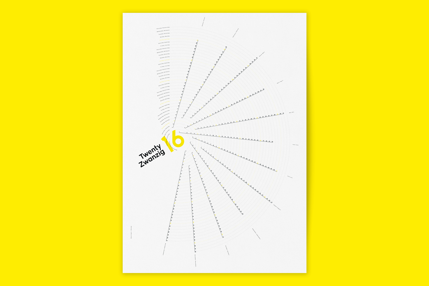 Kalender 2016 design made in austria for Kalender design