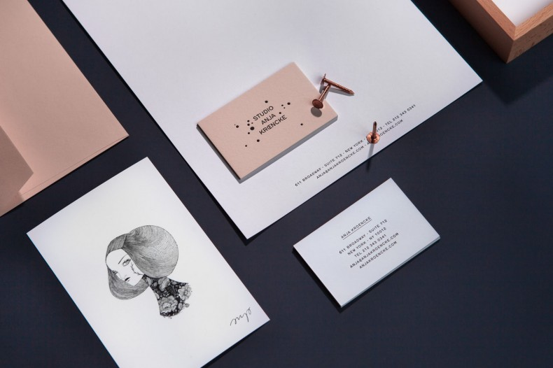 Studio Anja Kroencke – Corporate Design