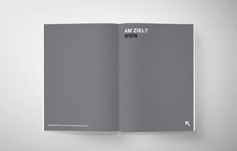 Fluchtwege – Buch