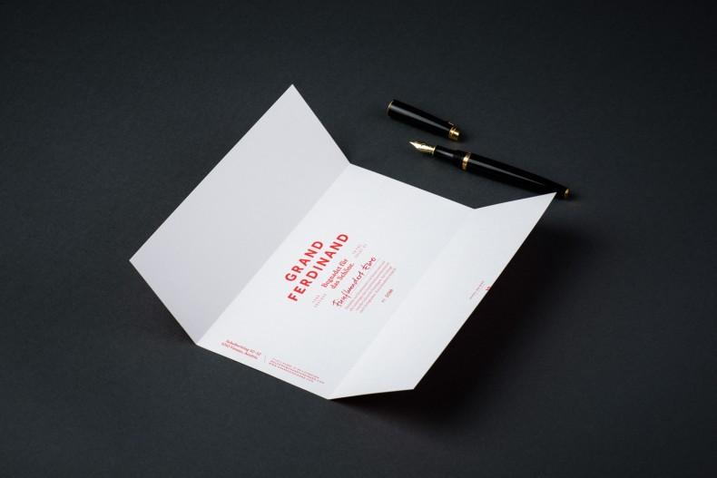 Cover – Grand Ferdinand Branding
