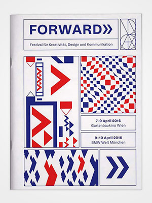 Forward Festival Cover