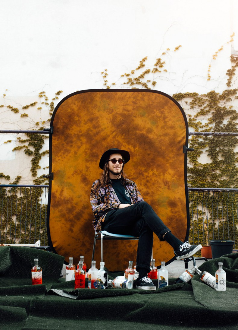Absolut x David Leitner – Special Edition