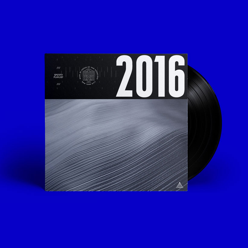 Van Schneider Mixtape 2016