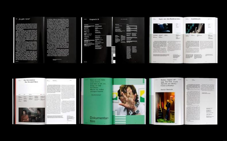 Diagonale Katalog