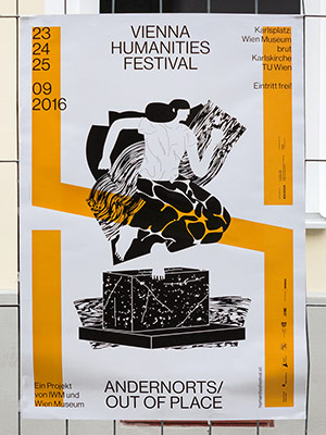 Cover Humanities Festival Design