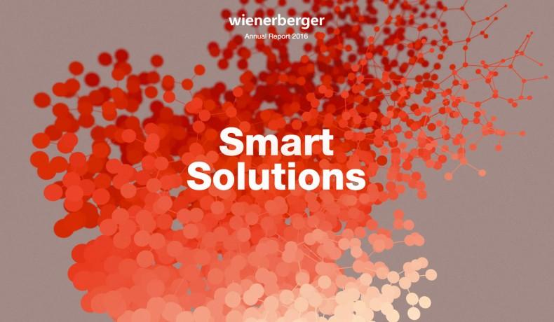 Wienerberger Geschäftsbericht – Processing Grafik