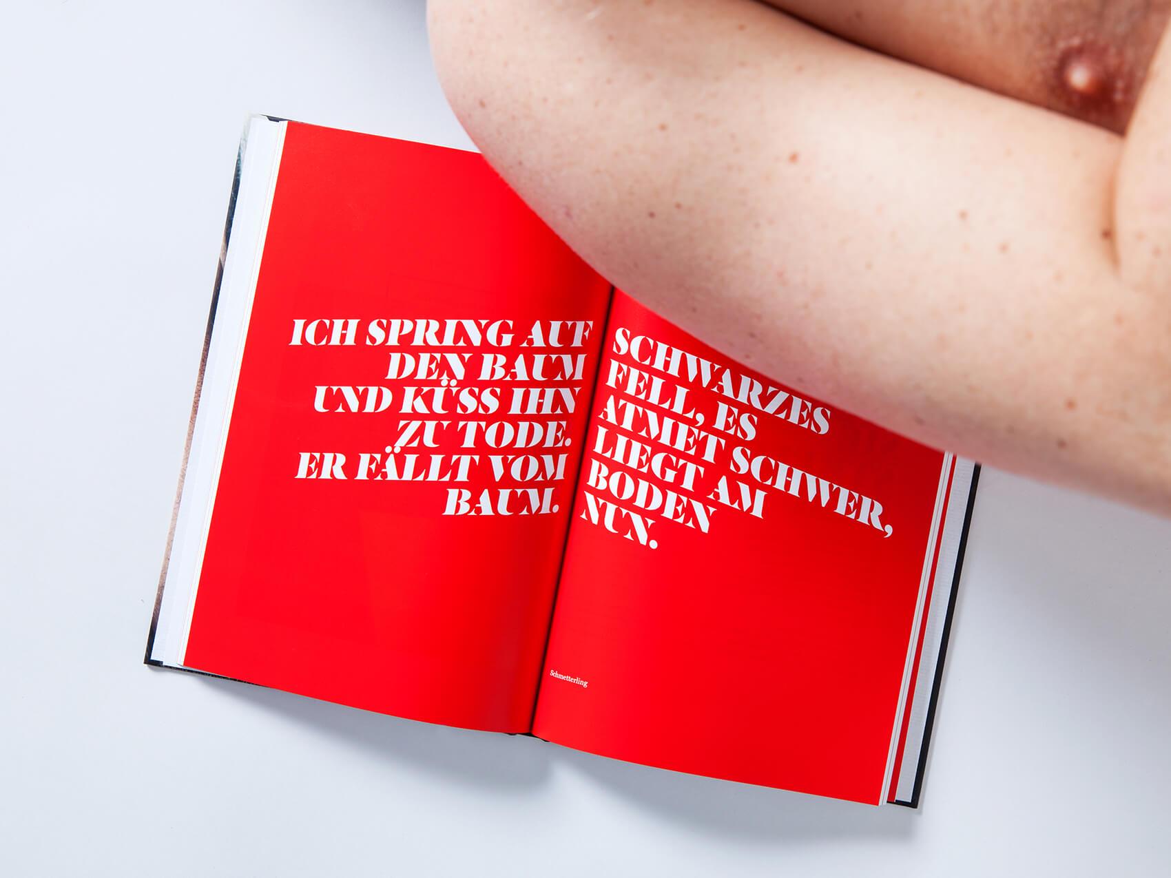 Acht Schätze – Poems for Anarchy
