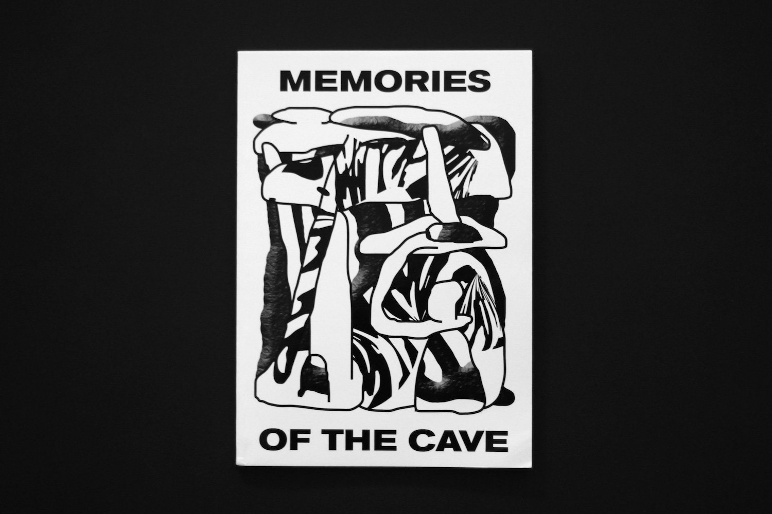 Memories of the Cave – Célestin Krier x POOL publishing